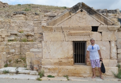 Túmulo do Apóstolo Filipe